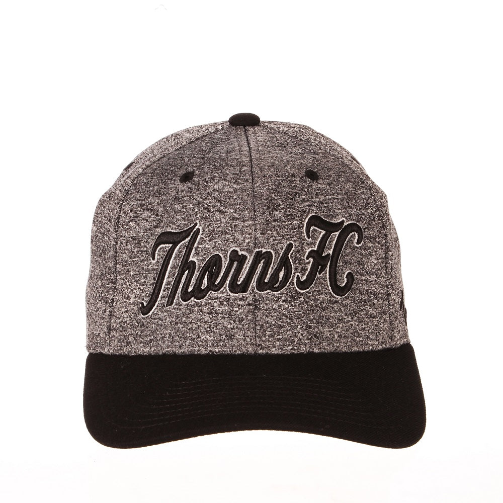 Portland Thorns FC Interference Flex Hat - Grey