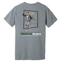 PORTLAND TIMBERS FC MEN'S BLANCO HERO SHORT SLEEVE TEE