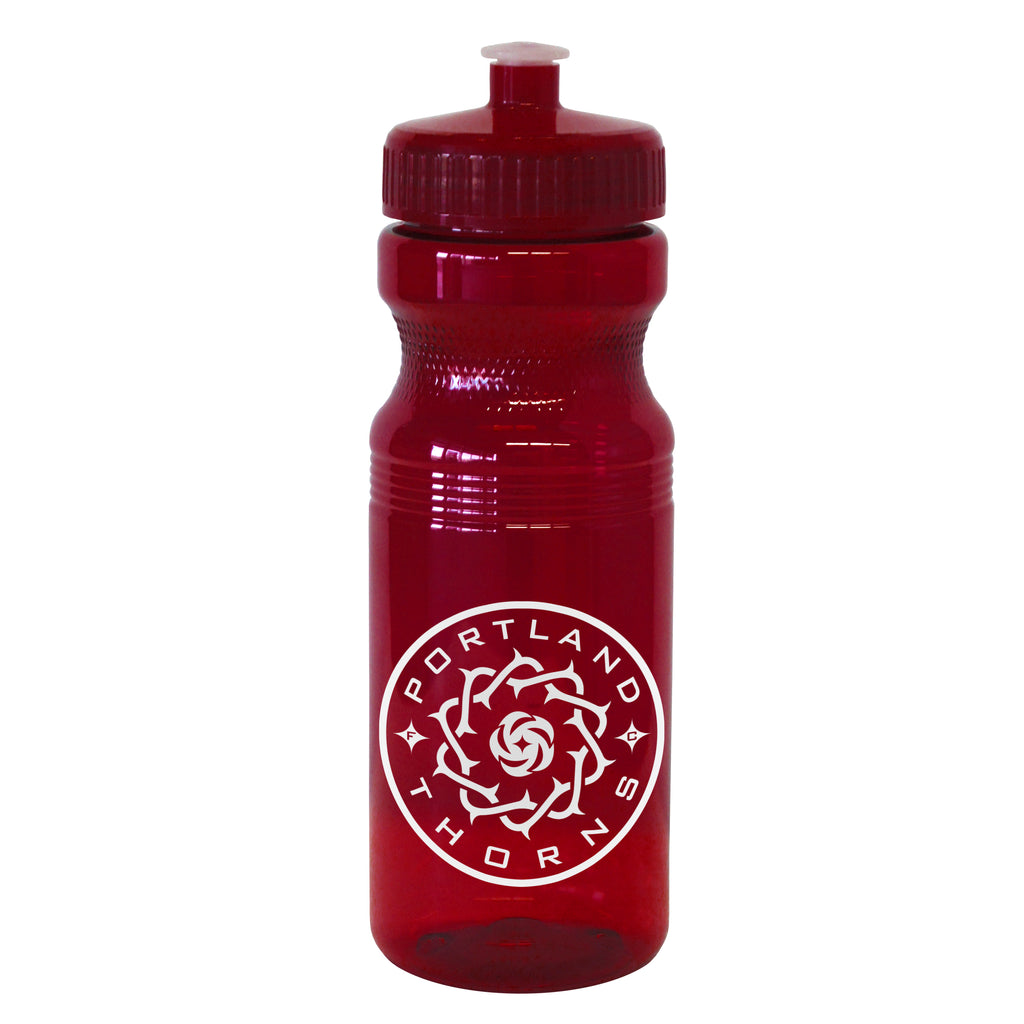 PORTLAND THORNS FC SQUEEZE H20 BOTTLE