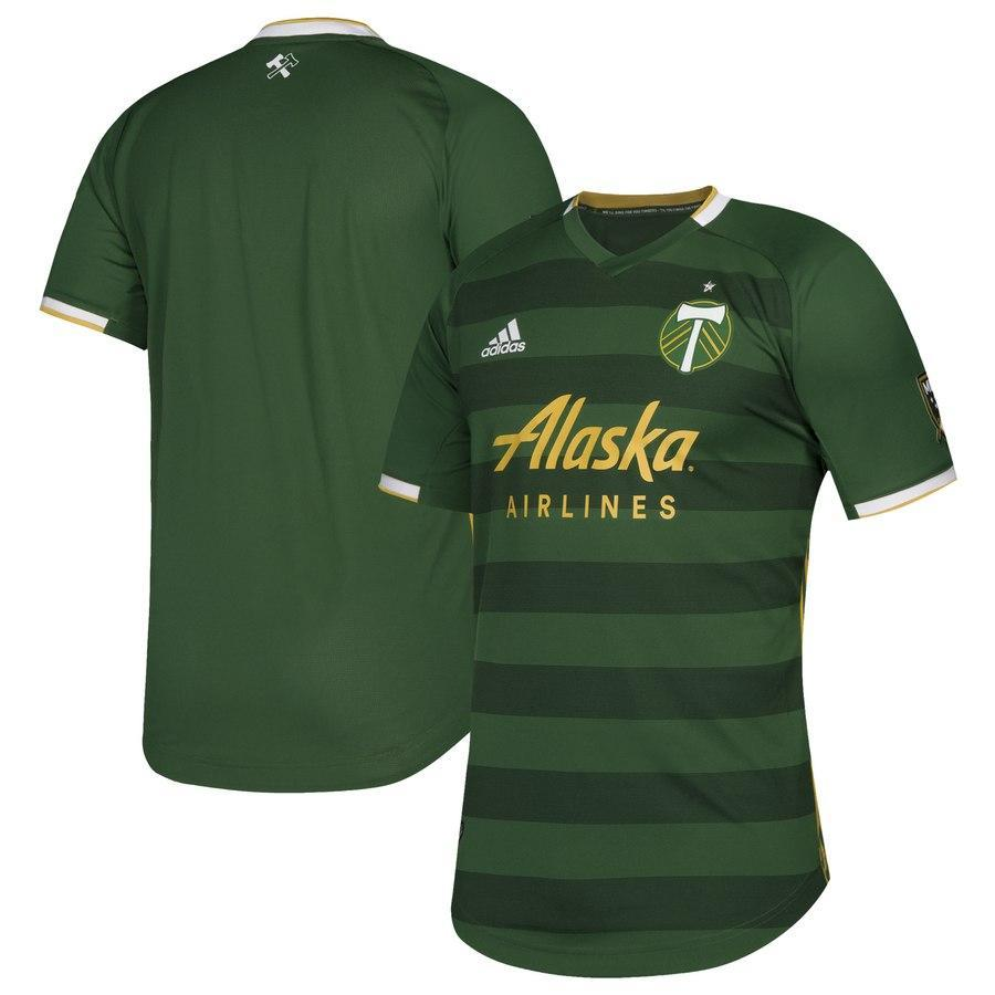 PORTLAND TIMBERS FC 2020 MEN'S AUTHENTIC PRIMARY JERSEY - FINAL SALE