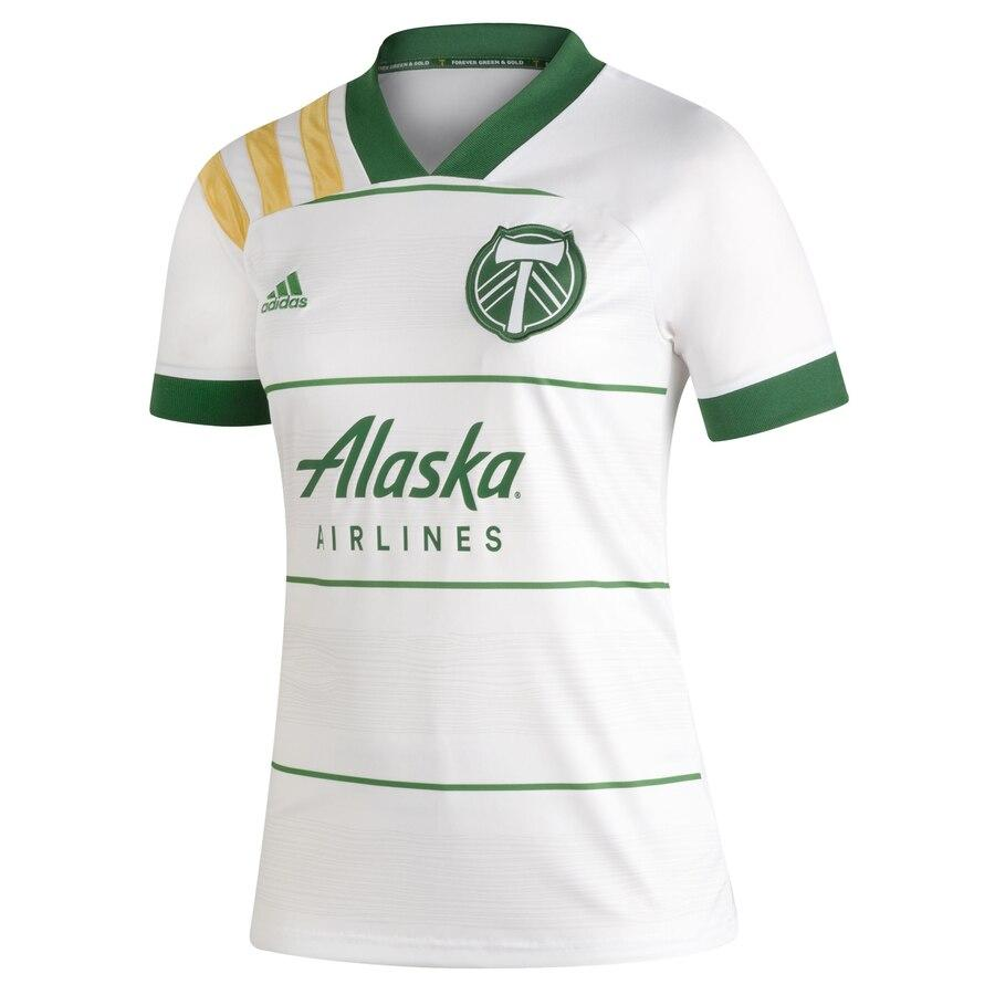 PORTLAND TIMBERS FC 2020-21 WOMEN'S REPLICA SECONDARY JERSEY