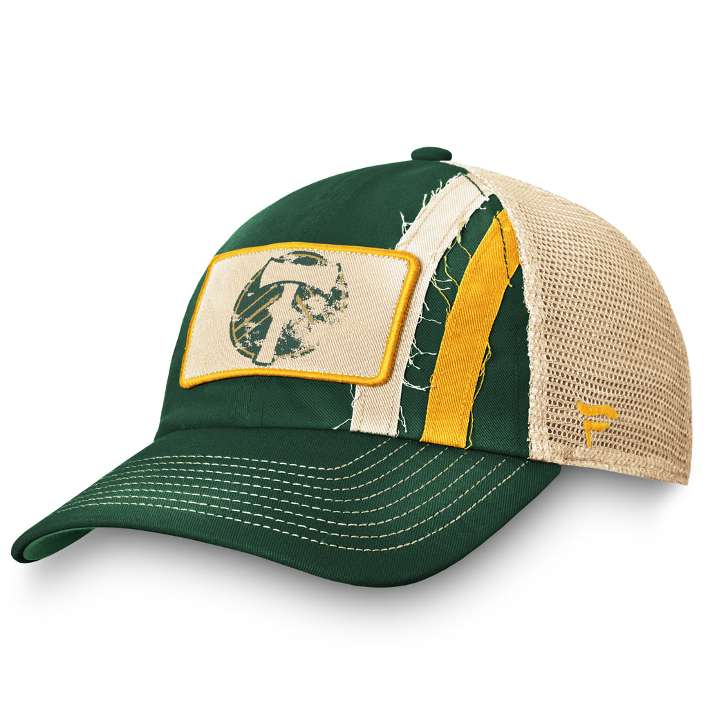 PORTLAND TIMBERS FC PATCH TRUCKER ADJUSTABLE