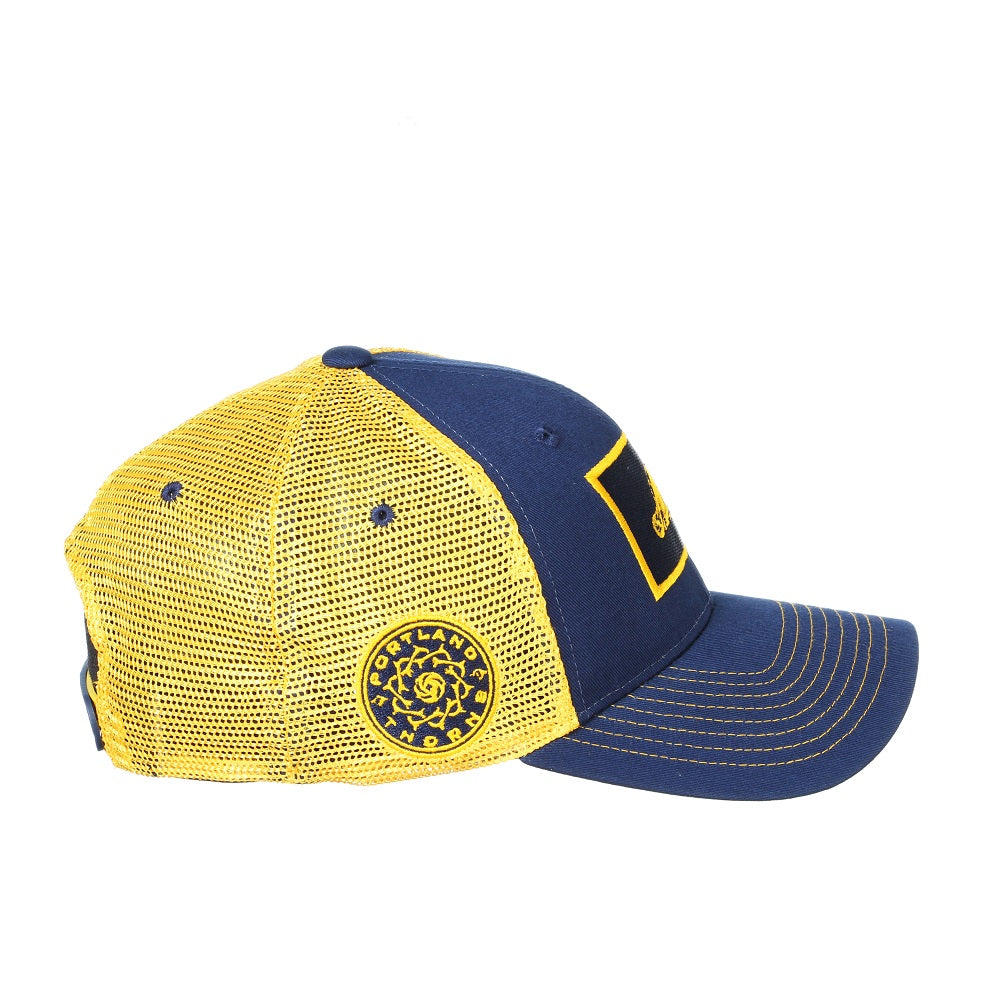 Portland Thorns State of Oregon Hat - Blue