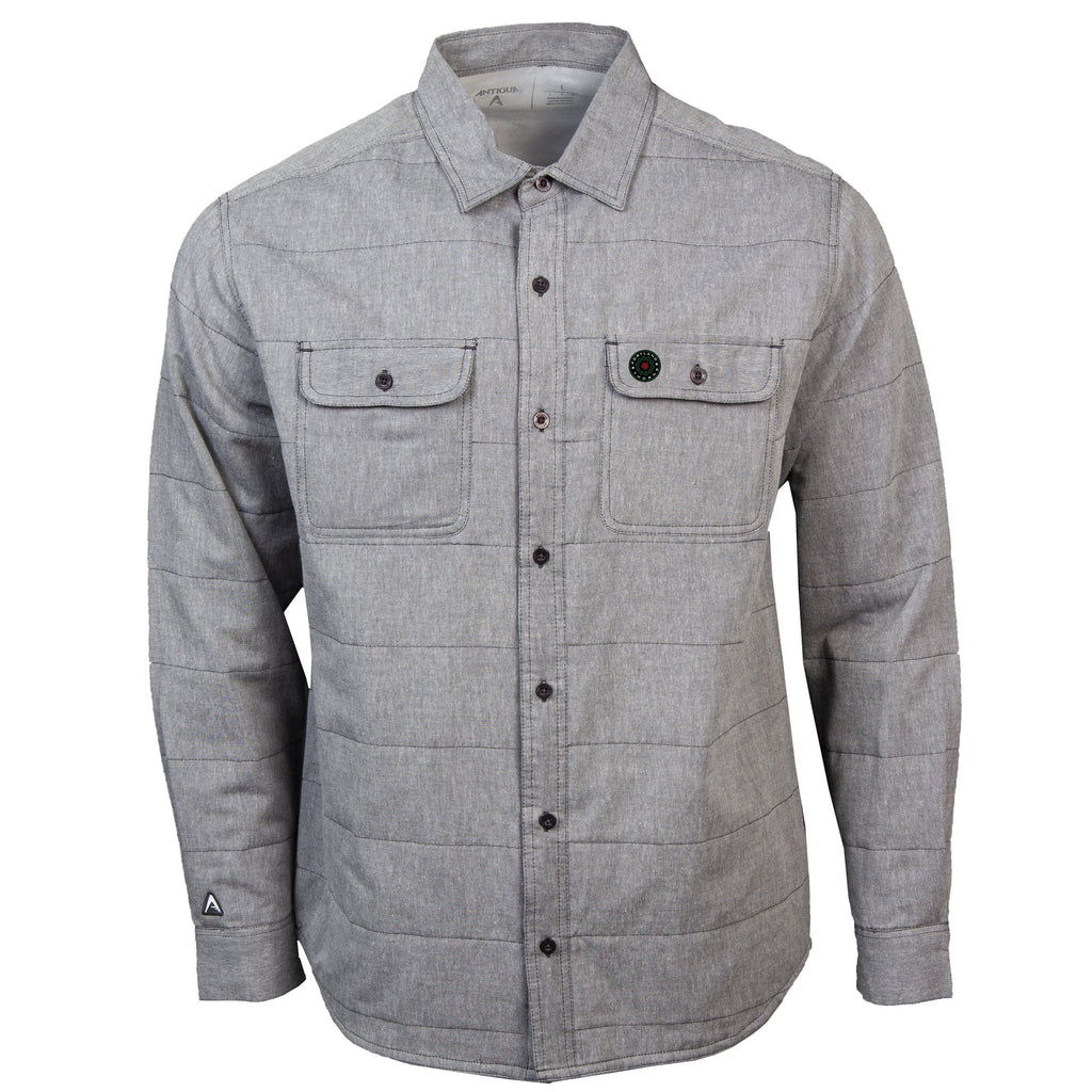 Portland Thorns Official Work Shirt - Grey