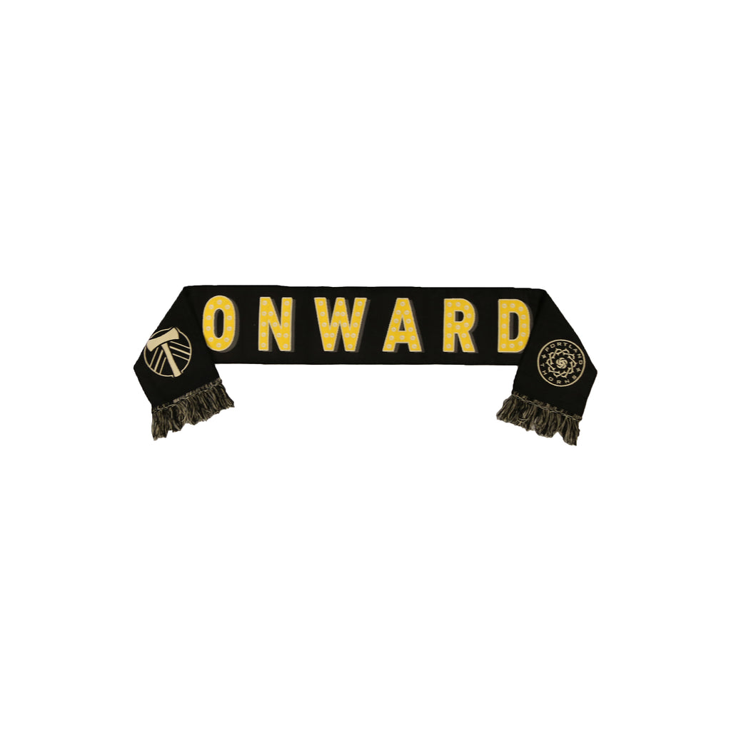 PORTLAND TIMBERS & THORNS FC CO-BRANDED SCARF