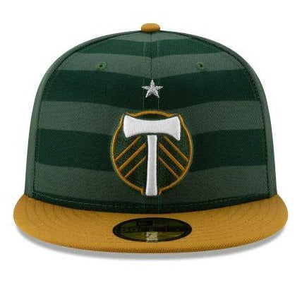 PORTLAND TIMBERS FC 2020 PRIMARY HOOK 9FIFTY