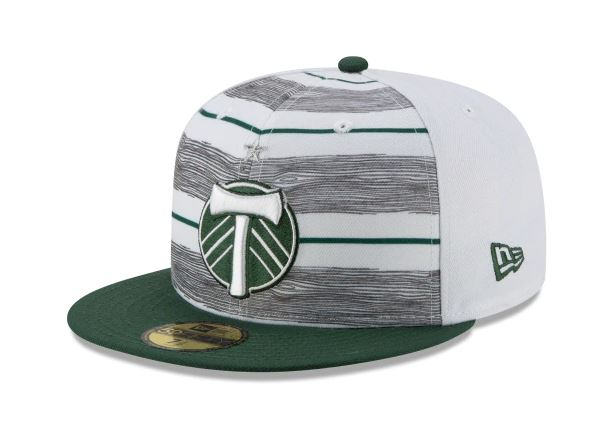PORTLAND TIMBERS FC 2020 SECONDARY HOOK 9FIFTY