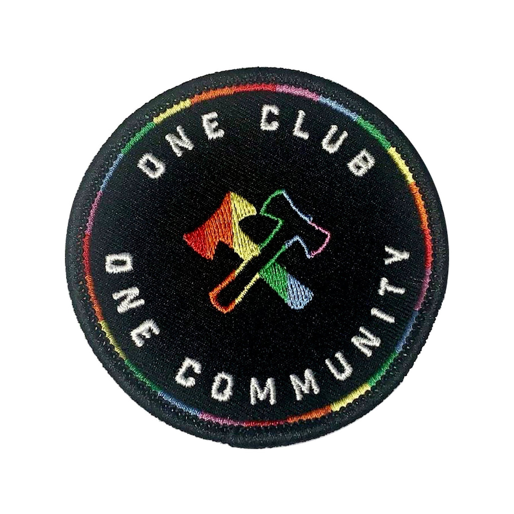 Portland Stand Together 2020 Pride Patch