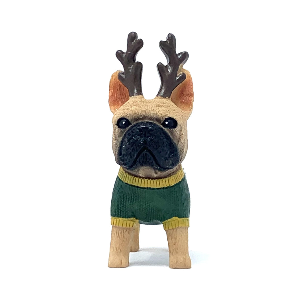 PORTLAND TIMBERS FC FRENCH BULLDOG ORNAMENT