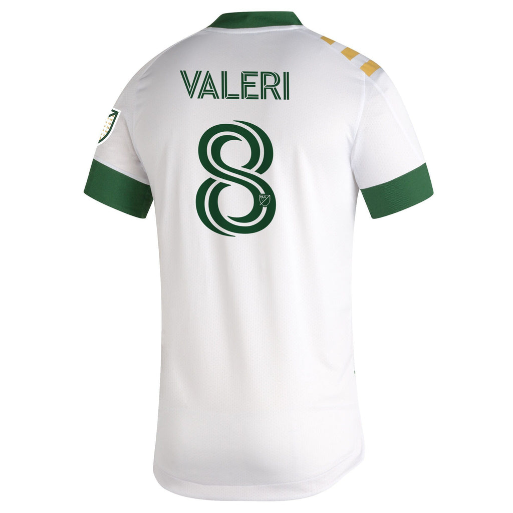 PORTLAND TIMBERS FC 2020 MEN'S AUTHENTIC SECONDARY JERSEY - VALERI