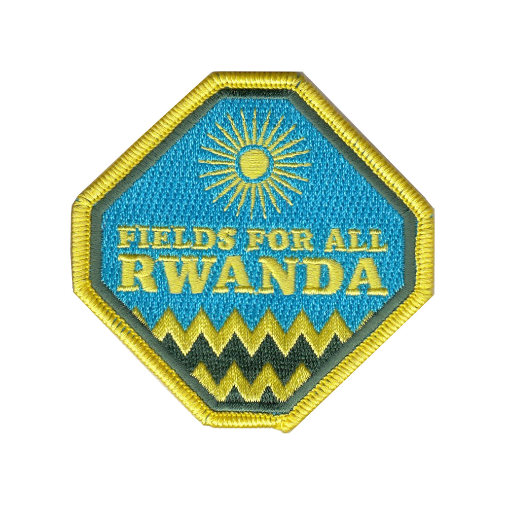 PORTLAND TIMBERS FC STAND TOGETHER RWANDA PATCH