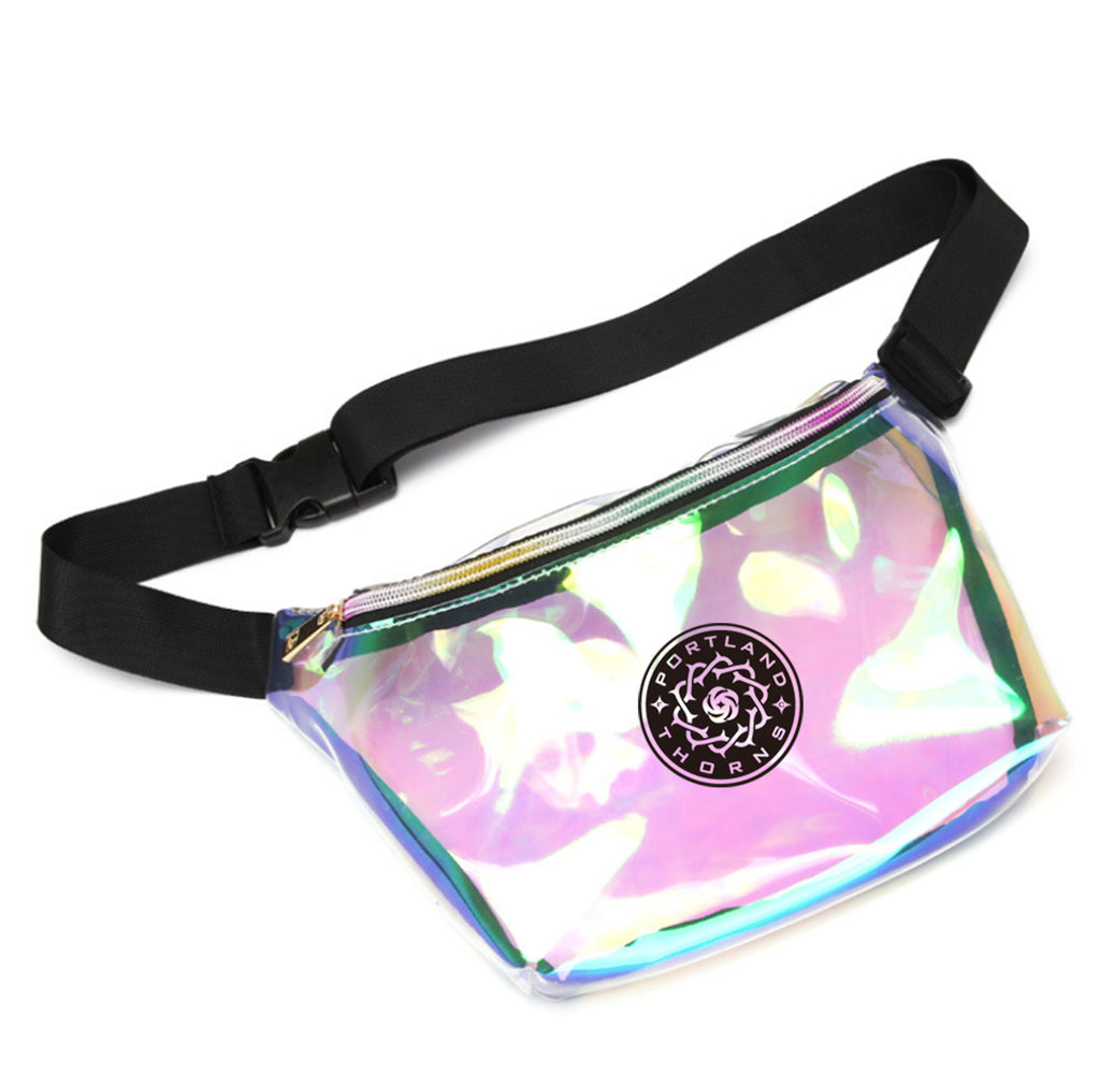 PORTLAND THORNS FC HOLOGRAPHIC BELT BAG
