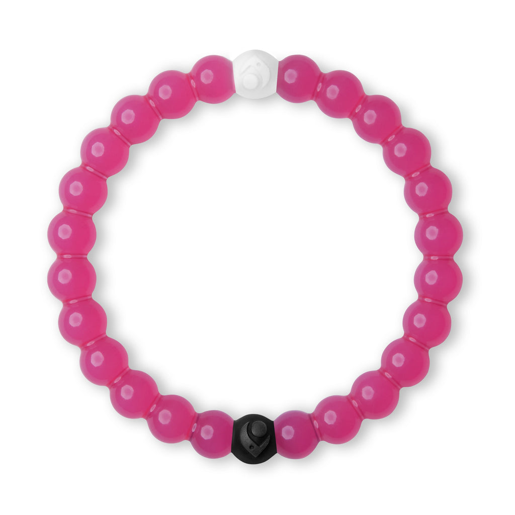 Breast Cancer Lokai Bracelet - Pink