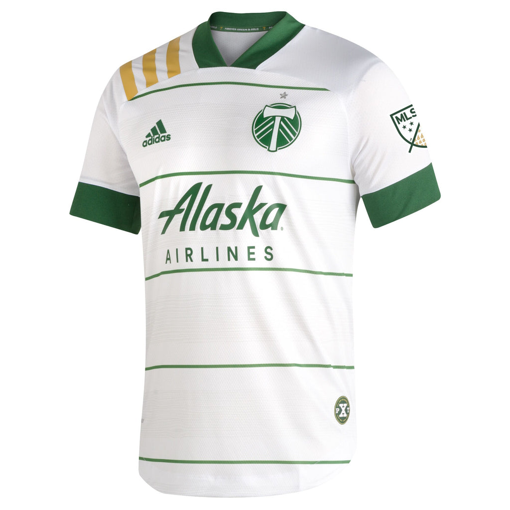 PORTLAND TIMBERS FC 2019-20 MEN'S AUTHENTIC SECONDARY JERSEY - CHARA