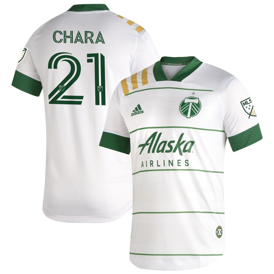 PORTLAND TIMBERS FC 2020 MEN'S AUTHENTIC SECONDARY JERSEY - CHARA