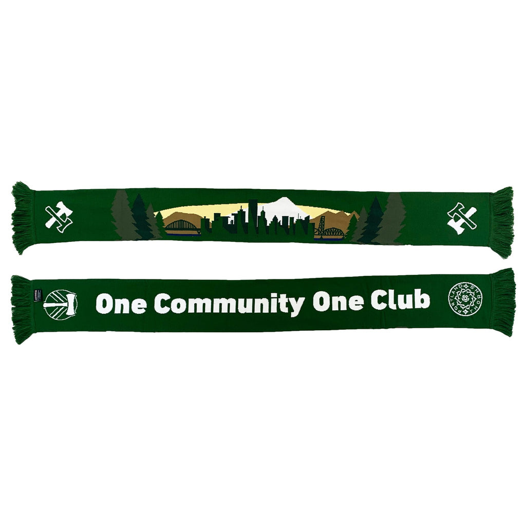 PORTLAND TIMBERS FC STAND TOGETHER 2020 SCARF