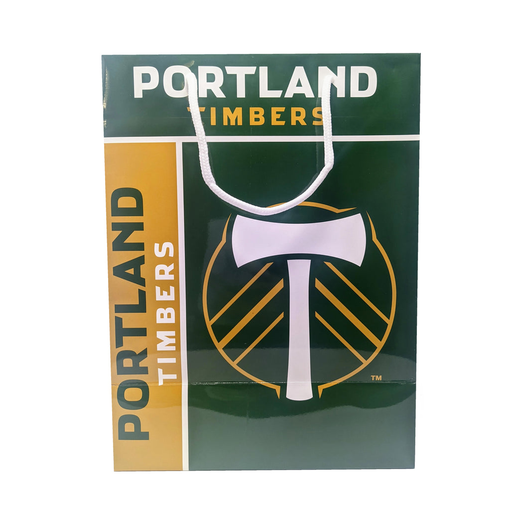 PORTLAND TIMBERS FC HOLIDAY GIFT BAG