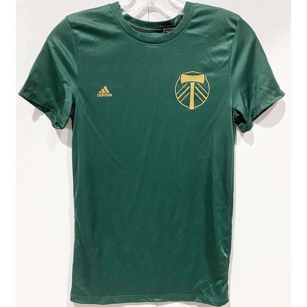 PORTLAND TIMBERS FC YOUTH ICONIC SHORT SLEEVE TEE