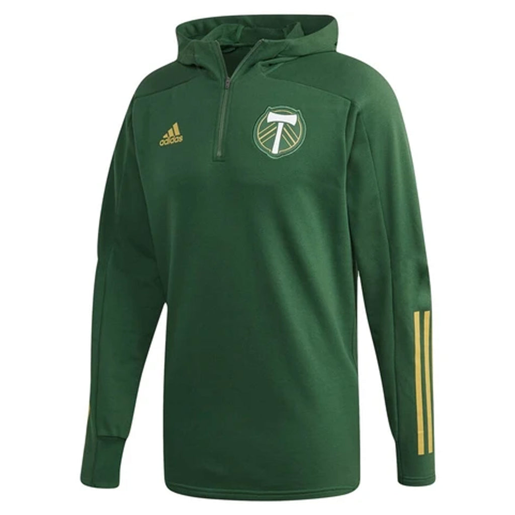 PORTLAND TIMBERS FC MEN'S 2020 LONG SLEEVE TRAVEL JACKET