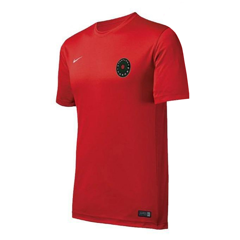 PORTLAND THORNS FC YOUTH SHORT SLEEVE NAME & NUMBER TEE 2.0