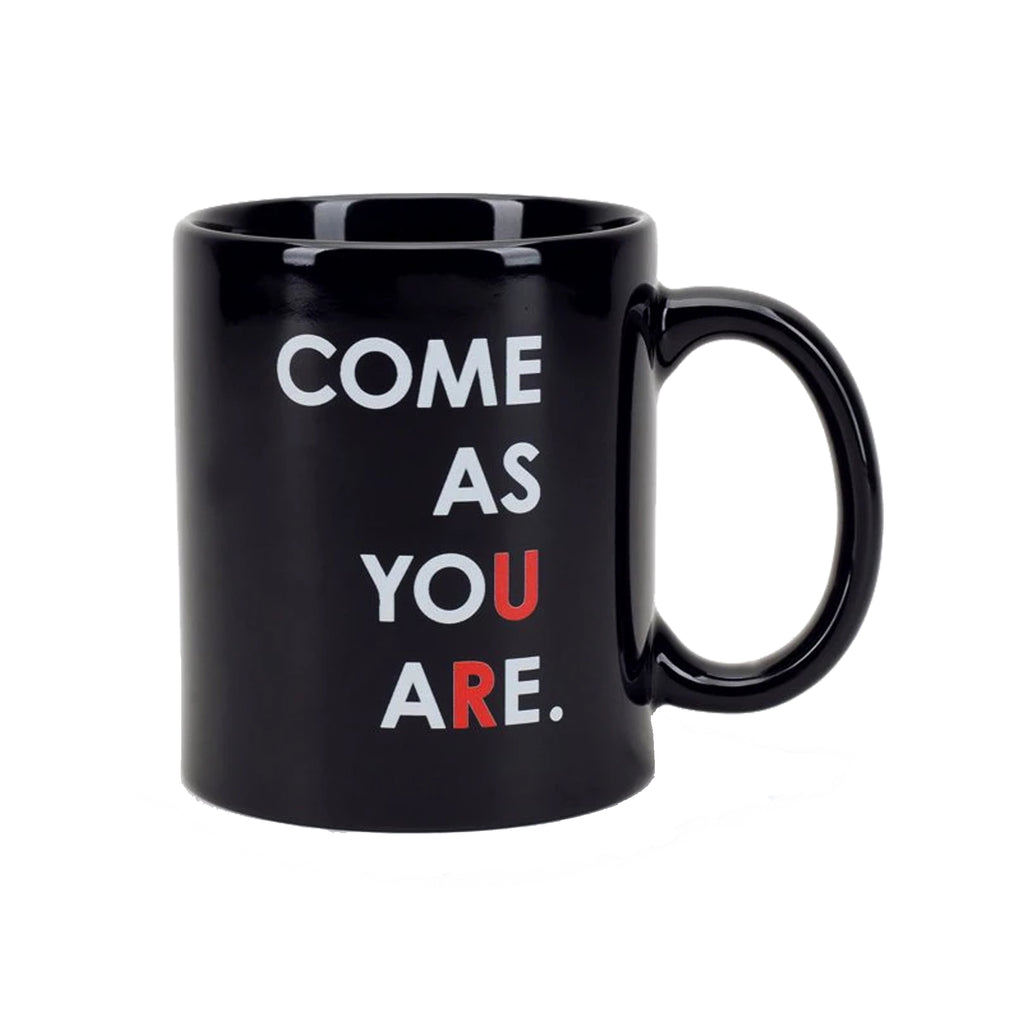 "PORTLAND THORNS FC WILDFANG "" COME AS U ARE"" MUG"