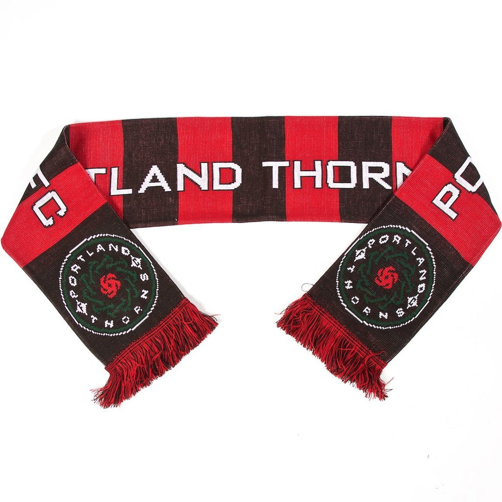 PORTLAND THORNS FC BAR SCARF