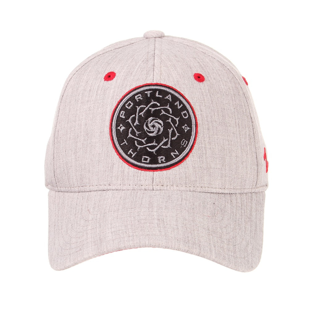 PORTLAND THORNS FC TAILORED 1-FIT HAT