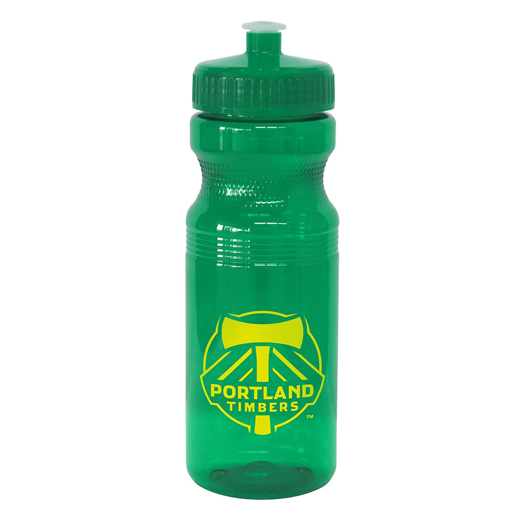 PORTLAND TIMBERS FC SQUEEZE WATER BOTTLE