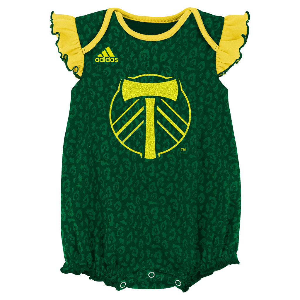 PORTLAND TIMBERS FC INFANT NEWBORN TEAM SPARKLE 2-PACK SET