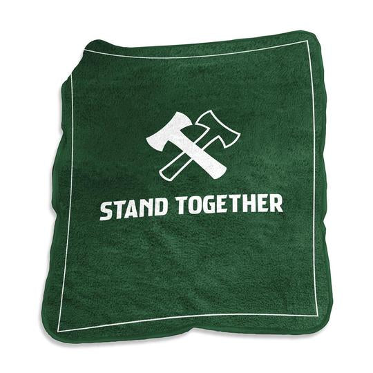 PORTLAND TIMBERS FC STAND TOGETHER BLANKET
