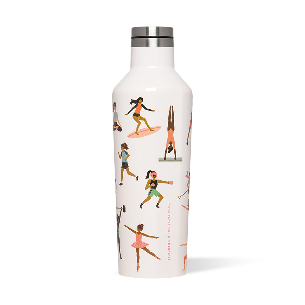 PORTLAND THORNS FC SPORTS GIRL 16 OZ CANTEEN