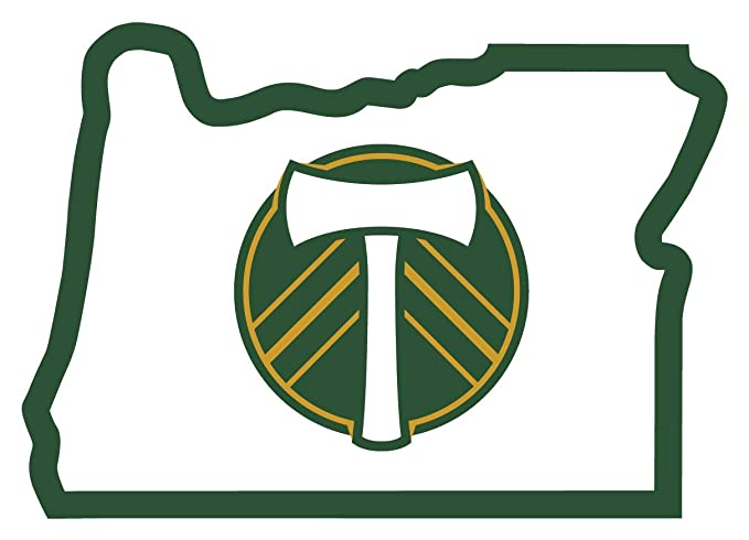 PORTLAND TIMBERS FC G&G STATE DECAL