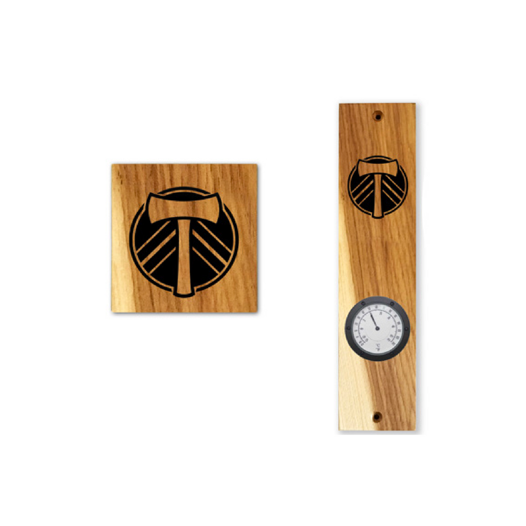 PORTLAND TIMBERS FC TIMELESS THERMOMETER