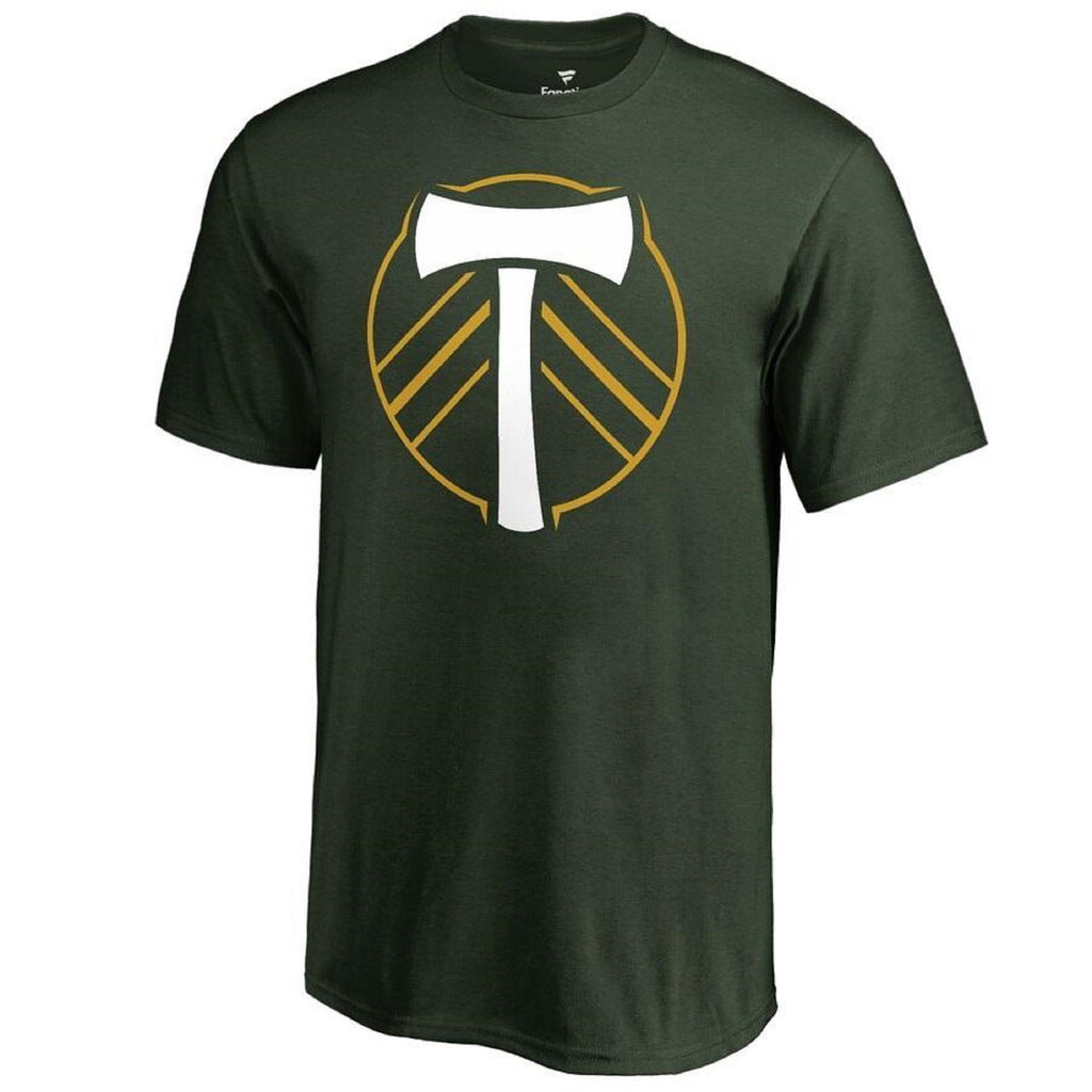 PORTLAND TIMBERS FC YOUTH LOGO SHORT SLEEVE TEE