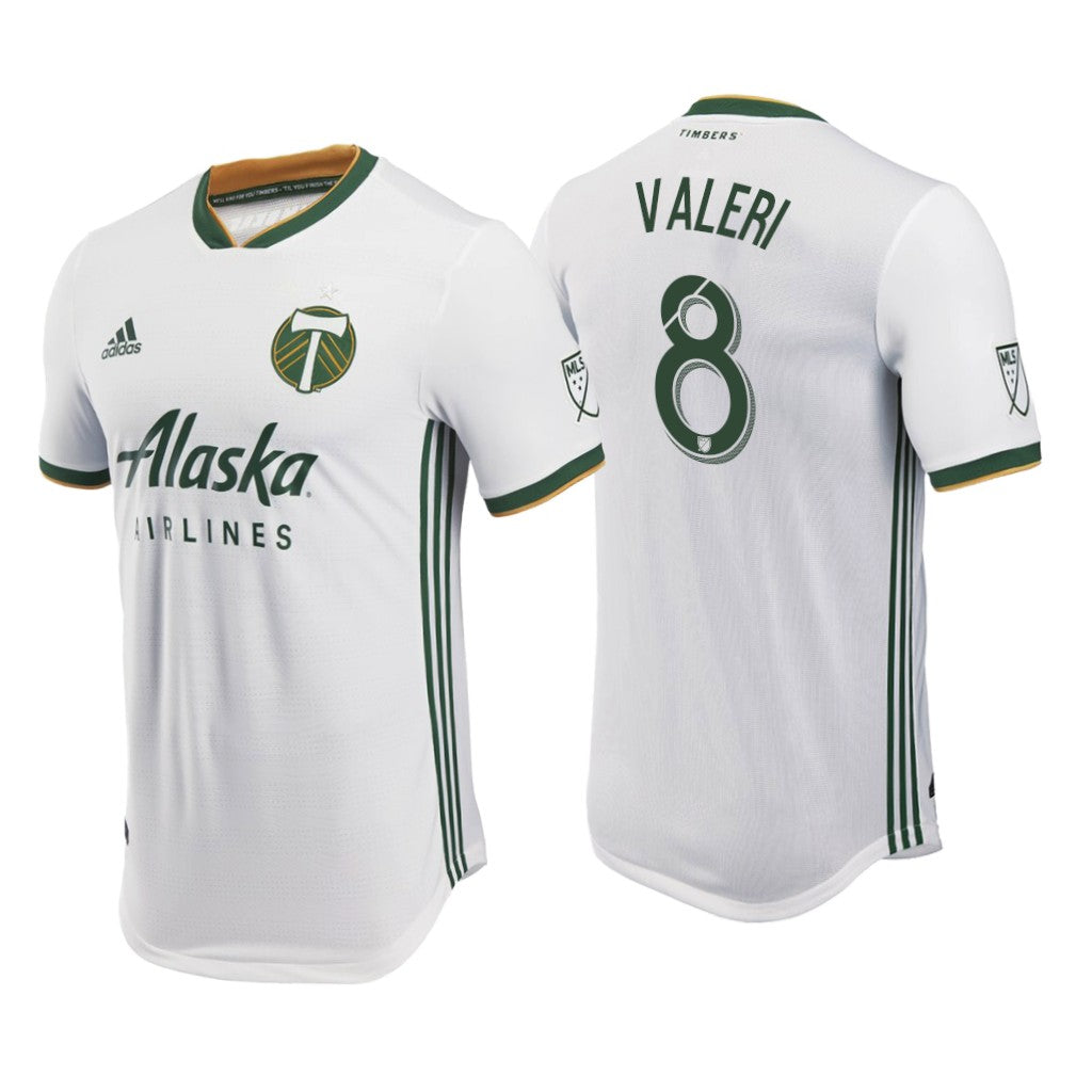 PORTLAND TIMBERS FC 2019 MEN'S AUTHENTIC SECONDARY JERSEY - VALERI