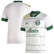 PORTLAND TIMBERS FC 2020-21 YOUTH SECONDARY JERSEY