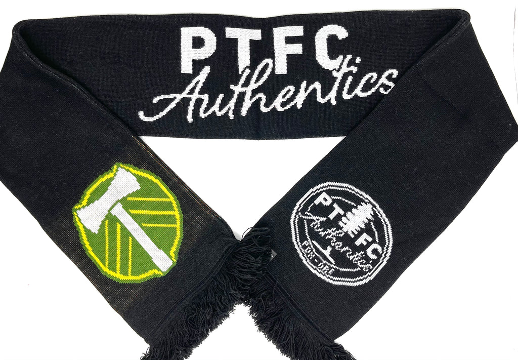 PTFC AUTHENTICS CO-BRANDED TIMBERS & THORNS SCARF