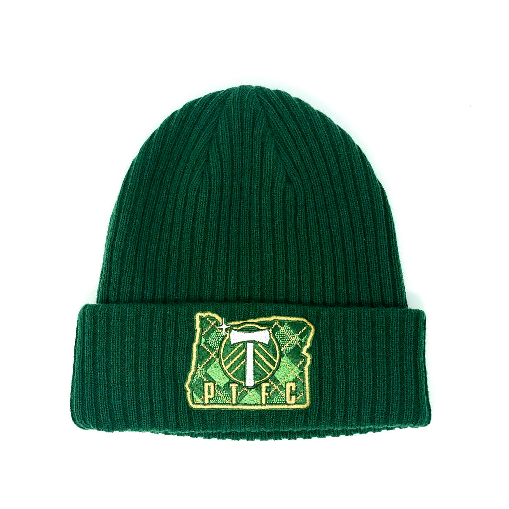 PORTLAND TIMBERS FC ARGYLE STATE BEANIE