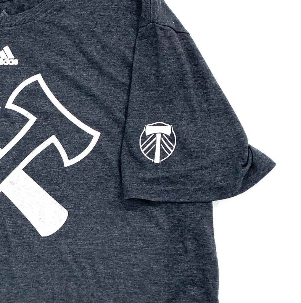 PORTLAND TIMBERS FC STAND TOGETHER FOIL SHORT SLEEVE TEE