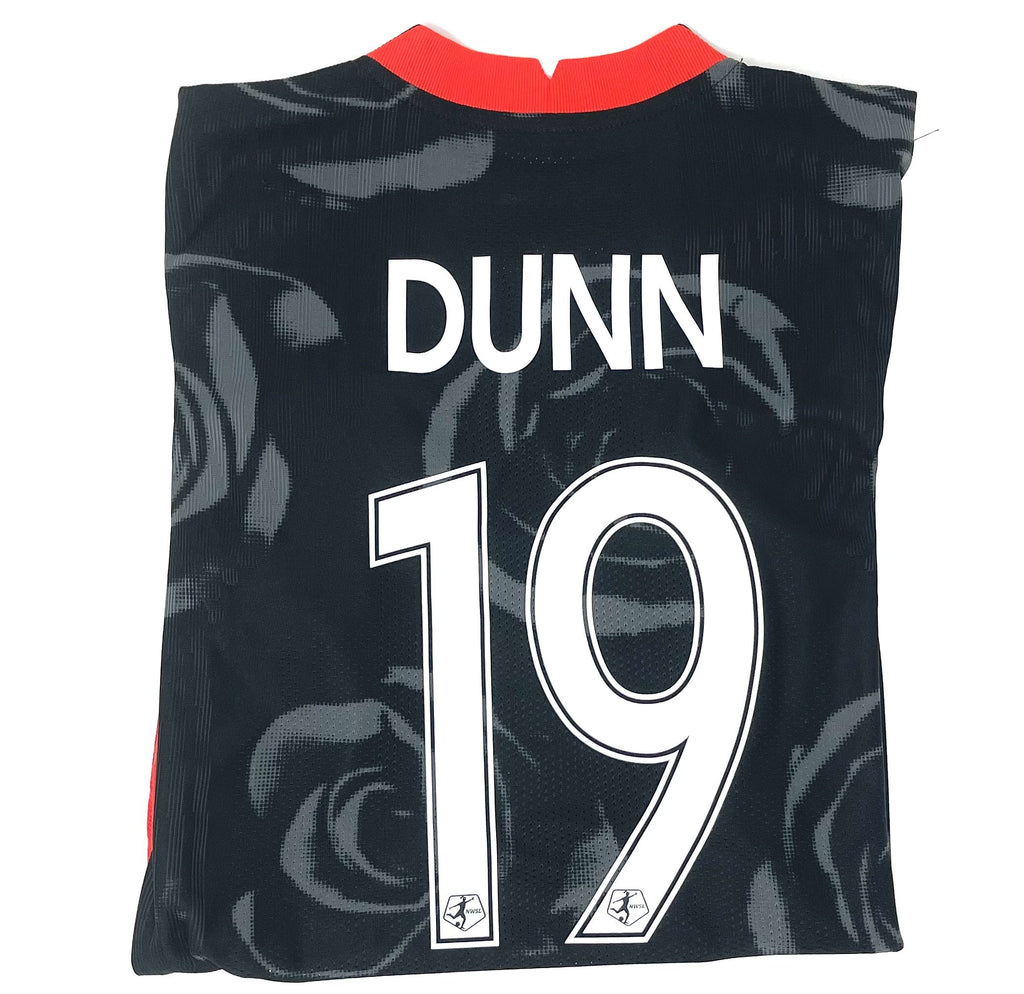 "PRE CUSTOMIZED ""DUNN #19"" PORTLAND THORNS FC 2020-21 MEN'S REPLICA PRIMARY JERSEY"