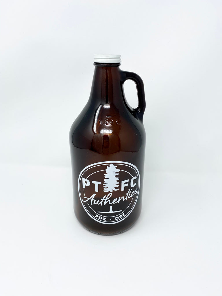 PORTLAND TIMBERS AND THORNS FC GROWLER