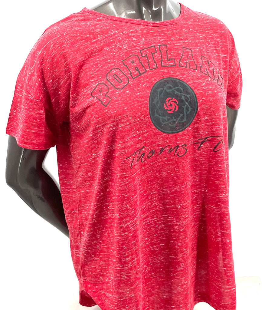 PORTLAND THORNS FC WOMEN'S SHELDON SHORT SLEEVE TEE