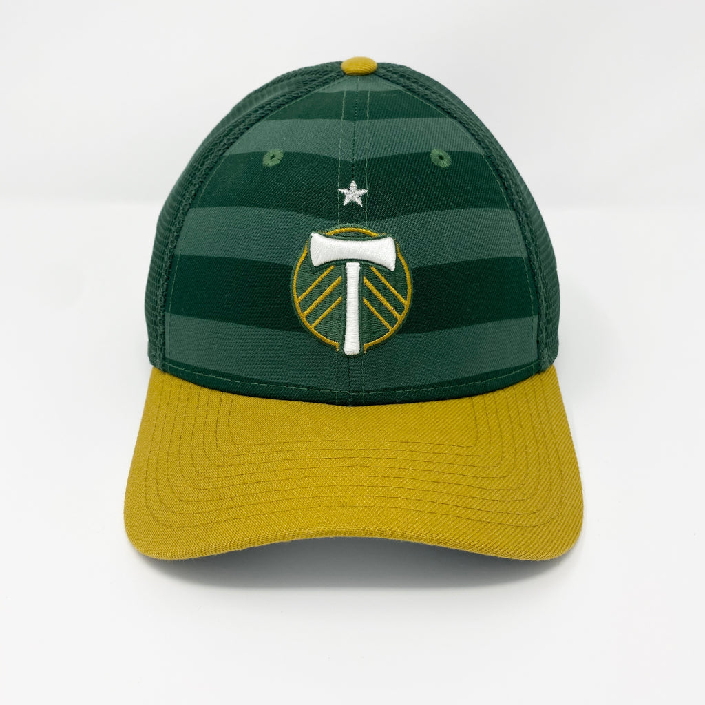 PORTLAND TIMBERS FC 2020 PRIMARY HOOK 39THIRTY