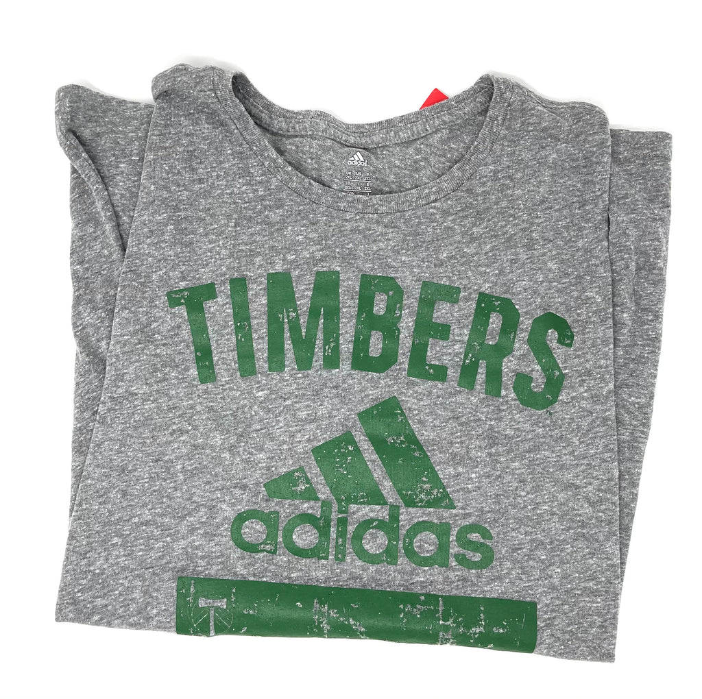 PORTLAND TIMBERS FC MEN'S EQUIPMENT SHORT SLEEVE TEE - FINAL SALE - LAST ONE!