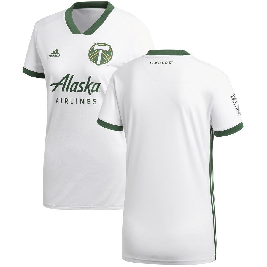 PORTLAND TIMBERS FC WOMEN'S 2018 REPLICA SECONDARY JERSEY