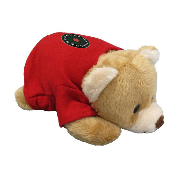 Portland Thorns FC Chublet Plush Bear with Tee
