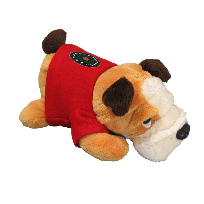 Portland Thorns FC Chublet Plush Bulldog with Tee