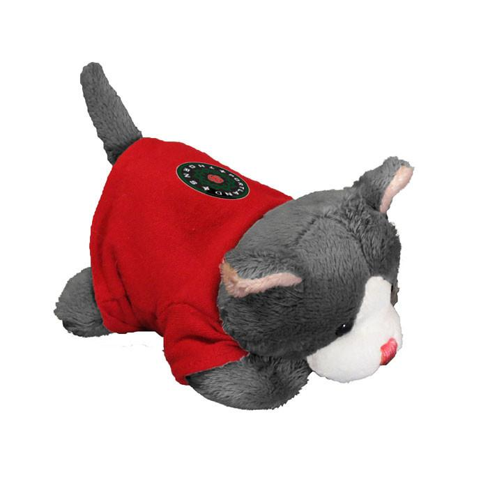 Portland Thorns FC Chublet Plush Cat with Tee