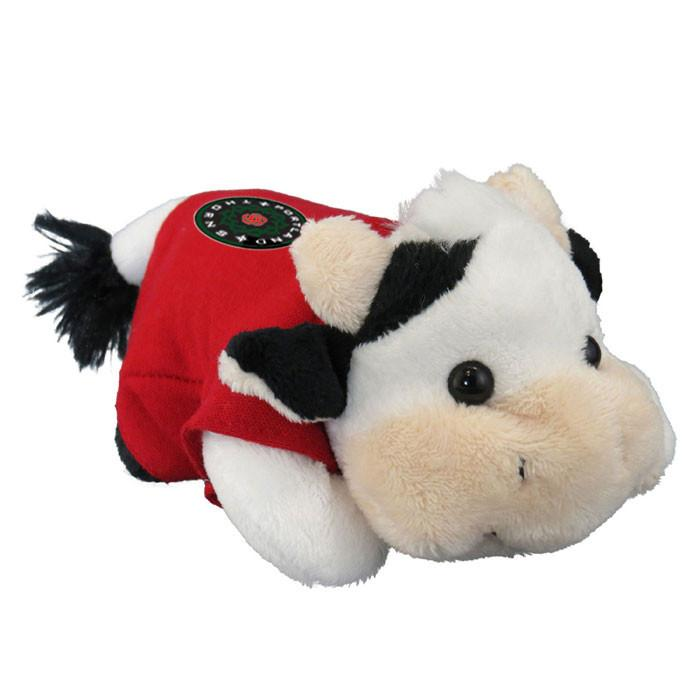 Portland Thorns FC Chublet Plush Cow with Tee