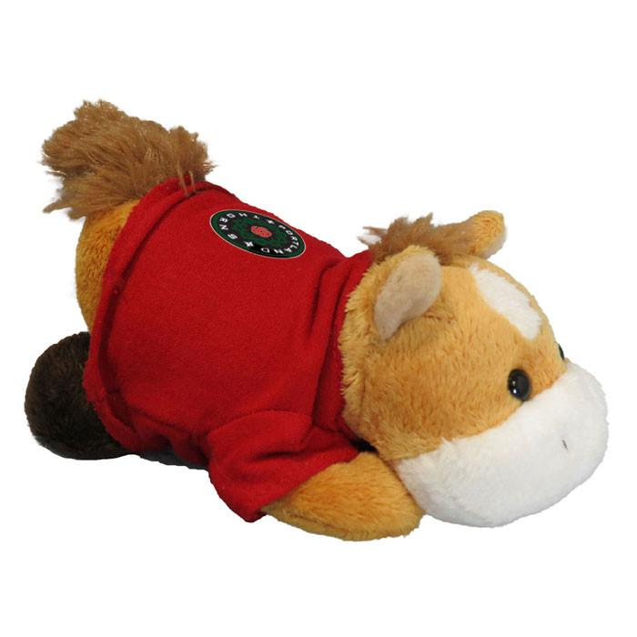 Portland Thorns FC Chublet Plush Horse with Tee